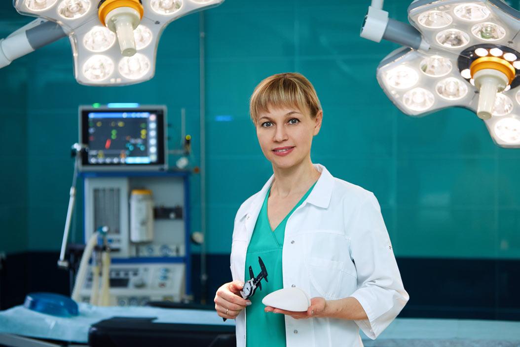 Подготовка к операции по увеличению груди
