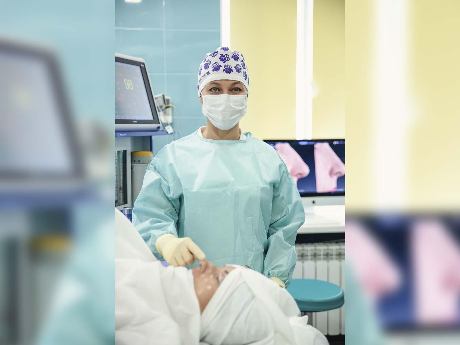 Ринопластика: кому нужна данная операция