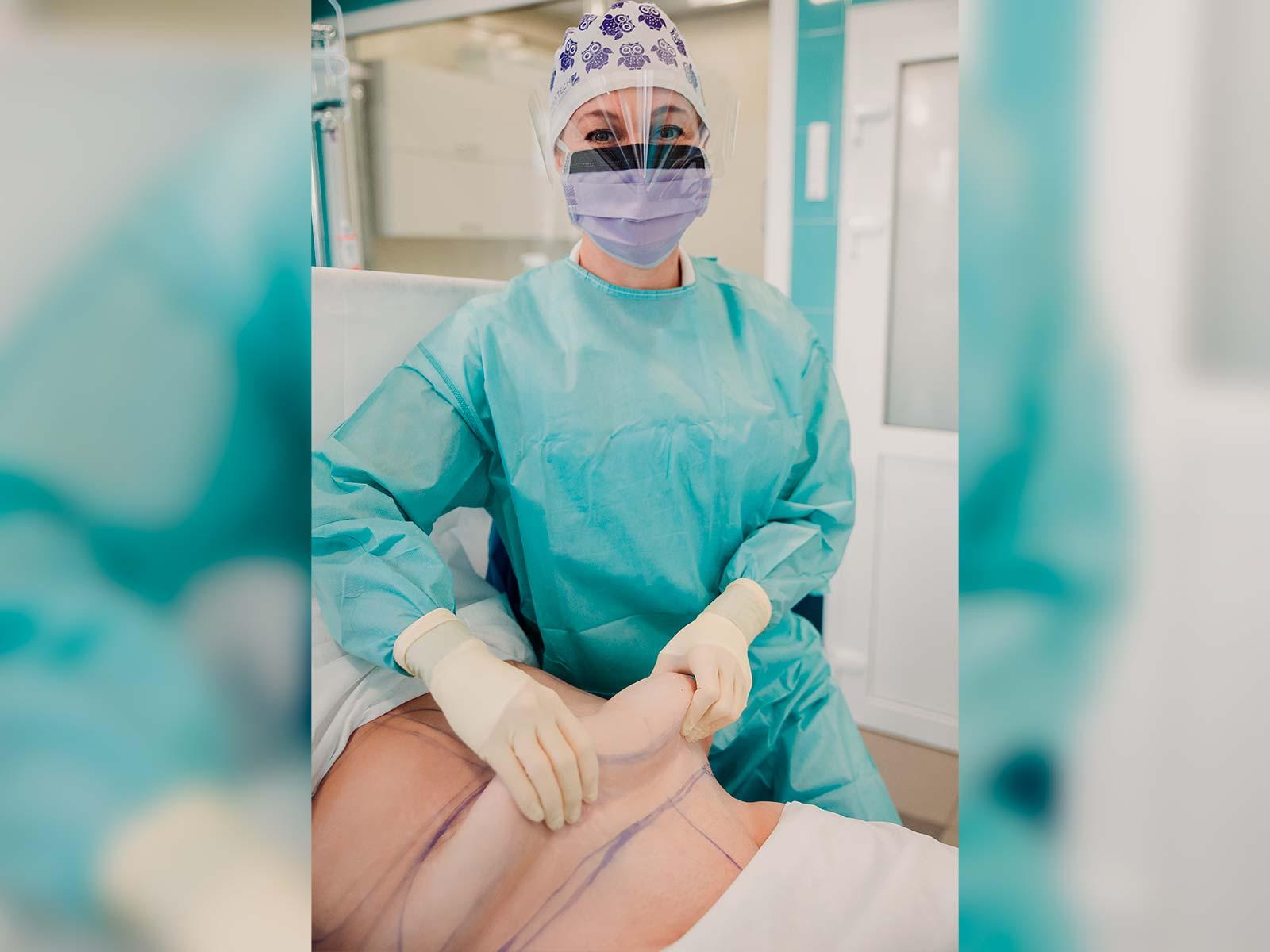 Как проводится абдоминопластика: показания к проведению операции | Блог Светланы Работенко